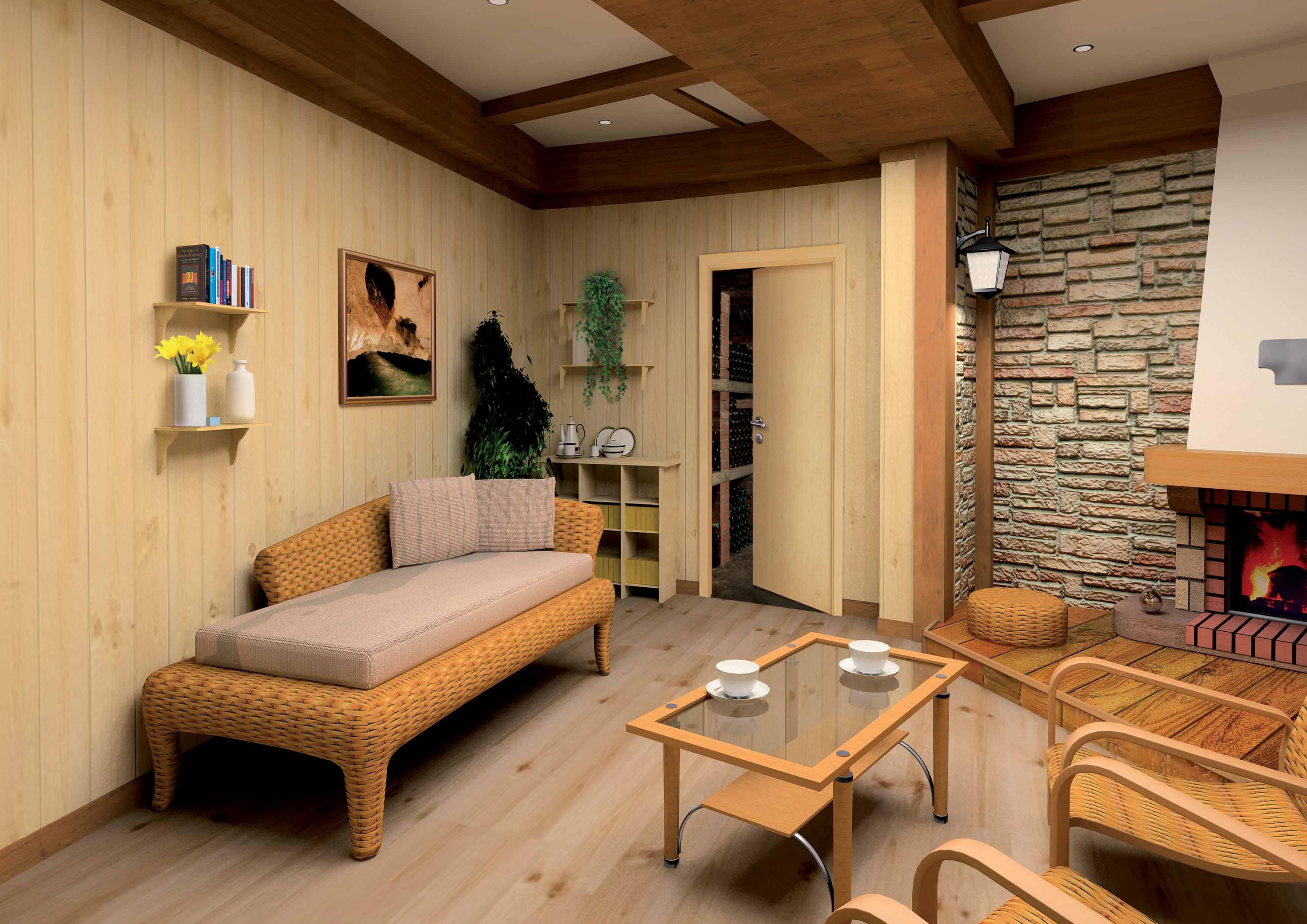 Dřevěné interiérové dveře SAPELI ELEGANT 10 - dekor javor