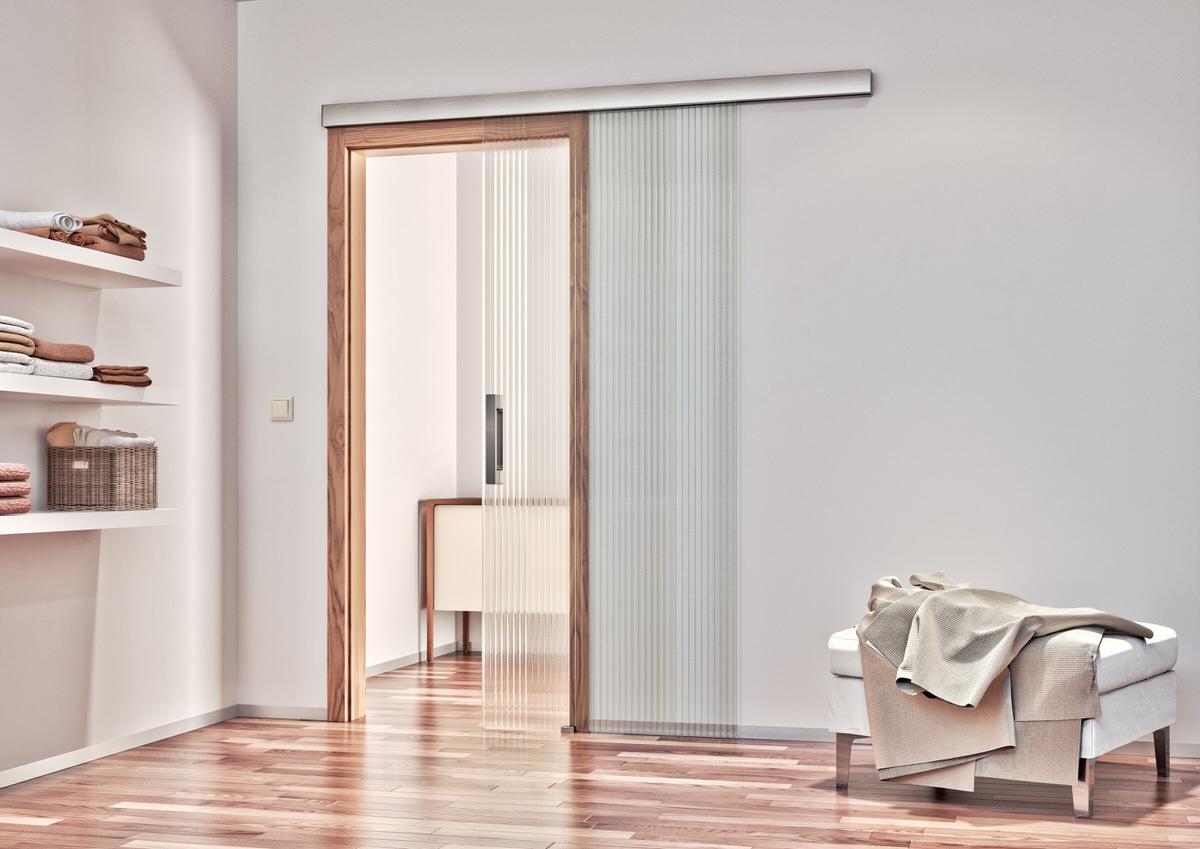 Skleněné dveře Sapeli, Sapglass, mesterlinea, posuvné