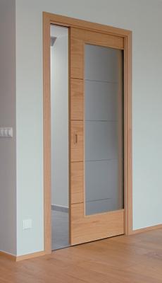 Posuvné dveře sapeli