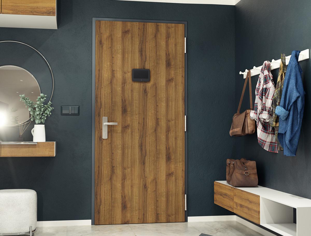 Vstupdní dveře do bytu SAPELI - SECURO